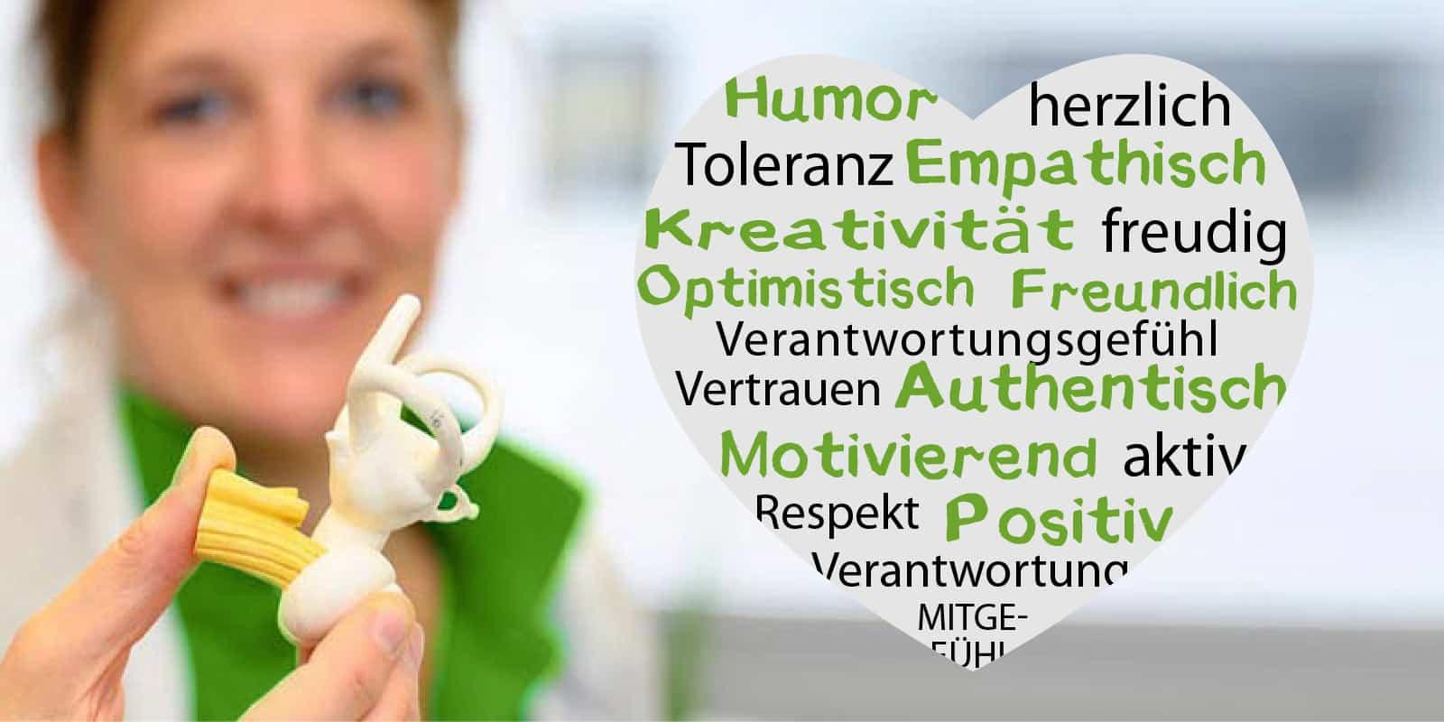 Silvy Kellerer, Schwindelexpertin unterstützt Sie mit Humor empathisch und freundlich
